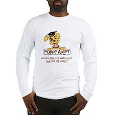 Puppy Adept, Inc. Long Sleeve T-Shirt