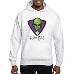 Alien Slut Hooded Sweatshirt