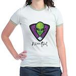 Alien Slut Jr. Ringer T-Shirt