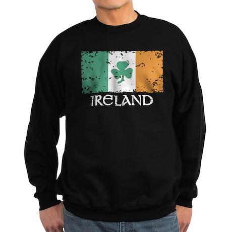 Ireland Flag Sweatshirt (dark)