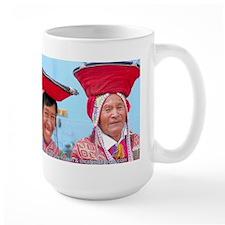 Laughing Elders - Mug