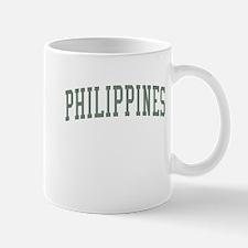 Philippines Green Mug