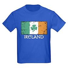 Ireland Flag T