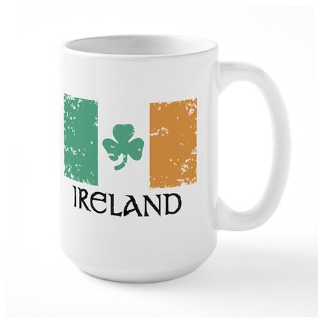 Ireland Flag Large Mug