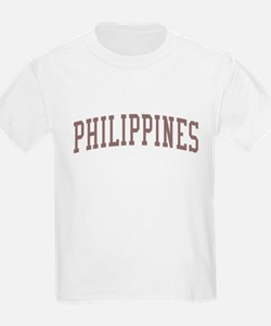 Philippines Red T-Shirt
