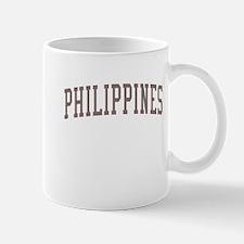 Philippines Red Mug