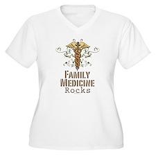 Family Medicine Rocks T-Shirt
