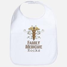 Family Medicine Rocks Bib
