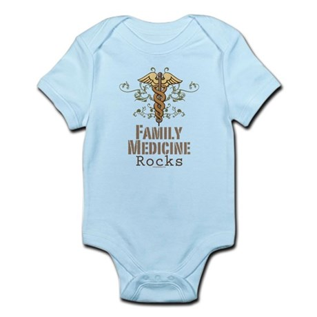 Family Medicine Rocks Infant Bodysuit