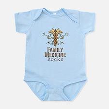Family Medicine Rocks Infant Bodysuit