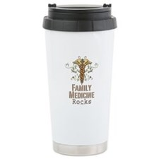 Family Medicine Rocks Travel Mug