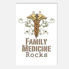 Family Medicine Rocks Postcards (Package of 8)