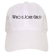 Who Is John Galt? Baseball Cap