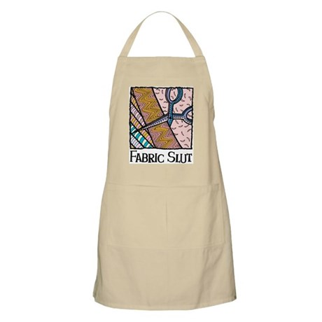 Fabric Slut BBQ Apron