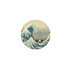 The Wave Mini Button (10 pack)