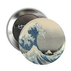 "The Wave 2.25"" Button (10 pack)"
