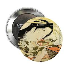 """Tsukioka 2.25"""" Button (10 pack)"""