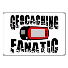 Geocaching Fanatic Banner