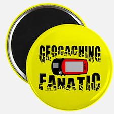 Geocaching Fanatic Magnet