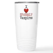 I love sparkly vampires Travel Mug
