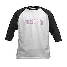 Puerto Rico Pink Tee