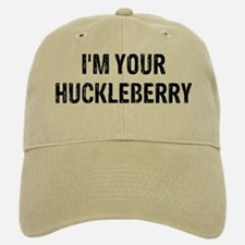 I'm Huckleberry Cap