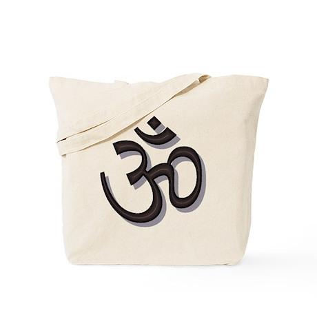 3D Aum Tote Bag