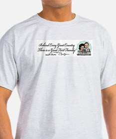Obama First Family T-Shirt