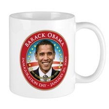 President Obama Inaugural Mug