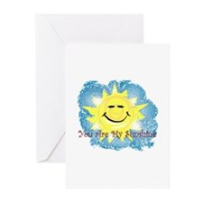 Summertime Greeting Cards (Pk of 20)