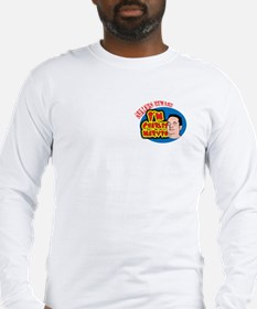 Charles Marvin Long Sleeve T-Shirt
