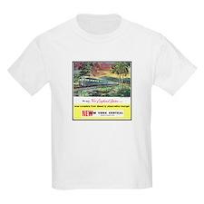 """1949 New England States Ad"" T-Shirt"