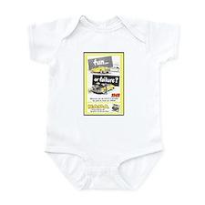 """1949 NAPA Ad"" Infant Bodysuit"