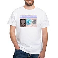 GreenCard_10x10 T-Shirt