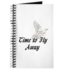 Time to Fly Away Journal