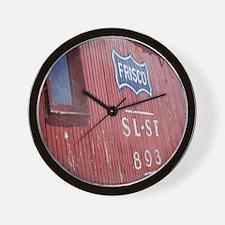 Frisco Wall Clock
