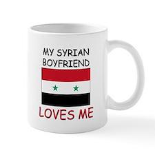 My Syrian Boyfriend Loves Me Mug