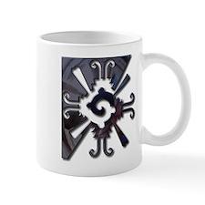 Mayan Design-metal Mug