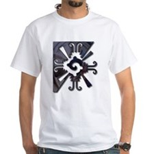 Mayan Design-metal Shirt