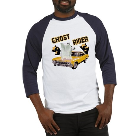 Ghost Ride The Whip Baseball Jersey