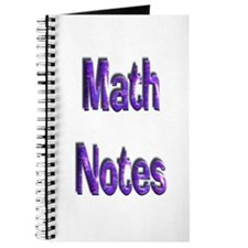 Spiral Notebooks for all your Math Notes