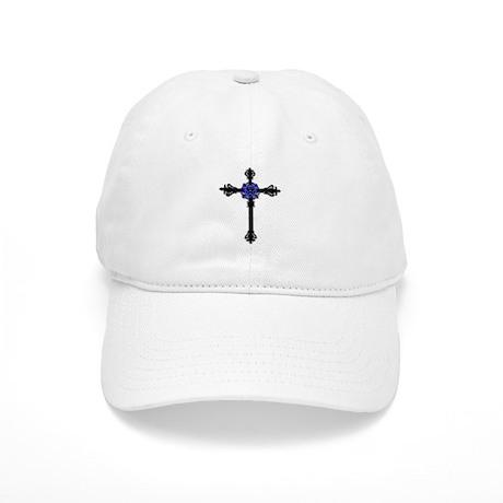 Gothic Cross Cap