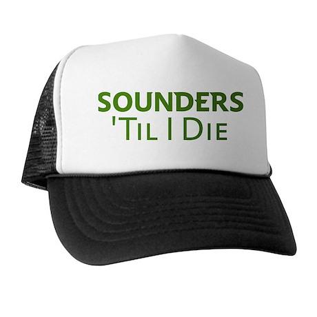 Sounders Till I Die Trucker Hat