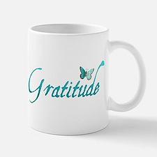 Gratitude Small Mugs