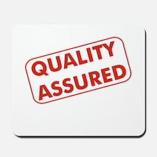 Quality Assured Mousepad