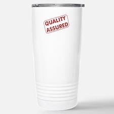 Quality Assured Travel Mug