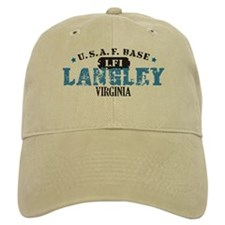 Langley Air Force Base Baseball Cap