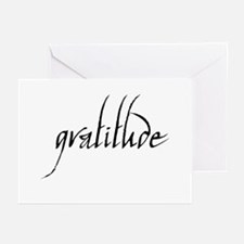 Gratitude Greeting Cards (Pk of 20)