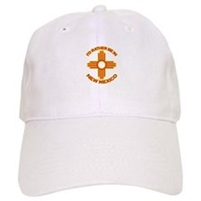 I'd Rather Be In New Mexico Baseball Cap