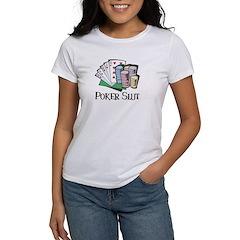 Poker Slut Tee